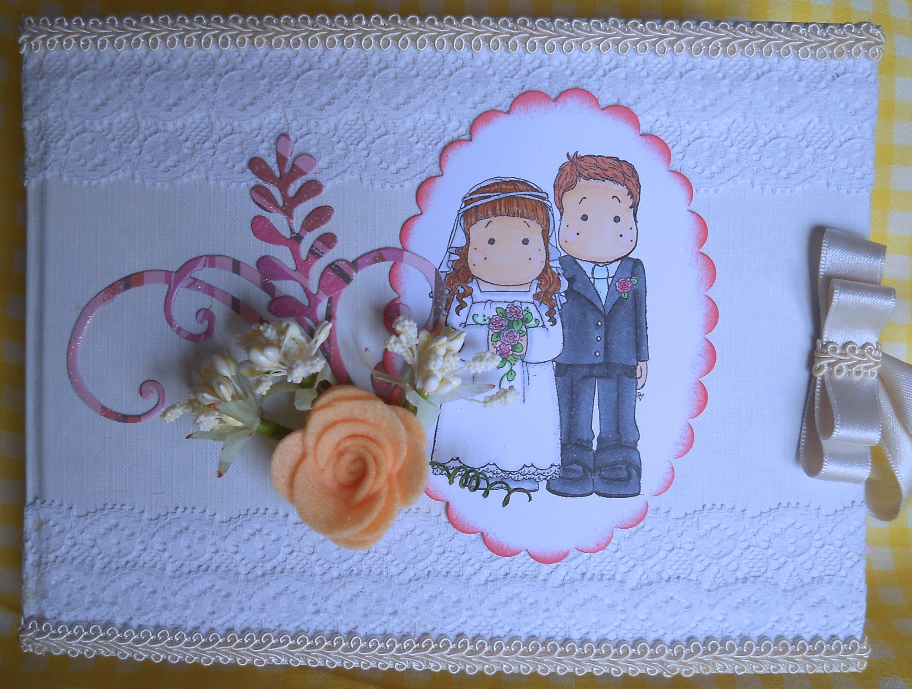 Guestbook per un matrimonio