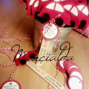 """alt=""""segnalibro-abbassalingua-feltro-macchinina-regalo-compleanno"""""""