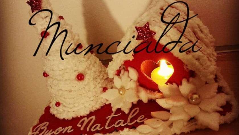 Casetta in feltro: decorazioni per la casa natalizia! ♥