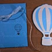 Partecipazione mongolfiera