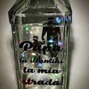 bottiglia luminosa